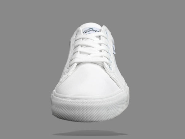 Fear0 Men's Everyday Classic White Casual Sneakers Walking Tennis Shoes