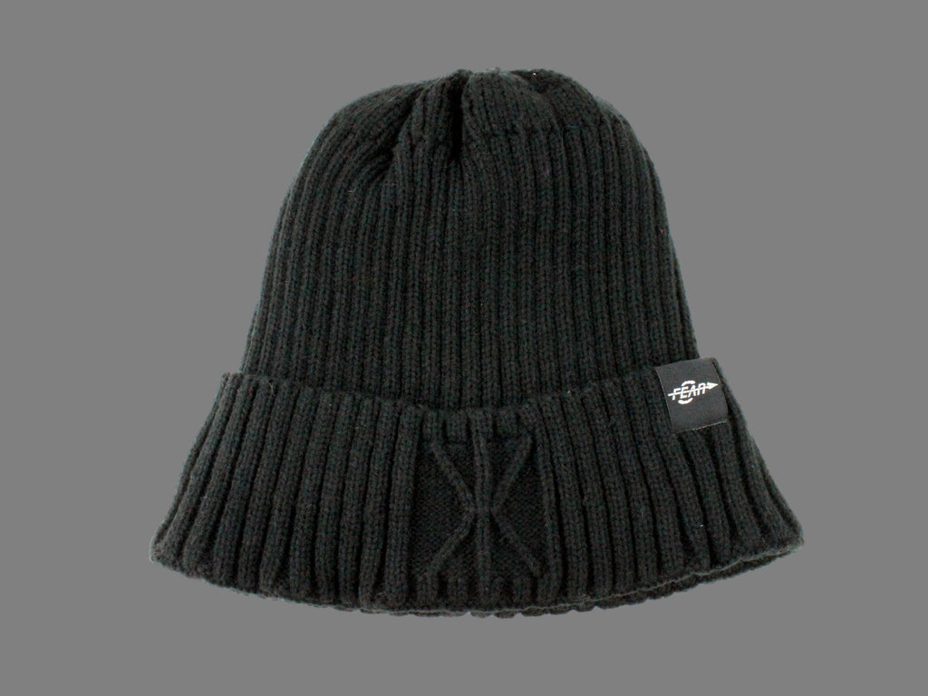 a602d745b95 ... Fear0 Extreme Warm Black Cuff Winter Sport Skullies Watch Cap Beanie  Hat Men Women
