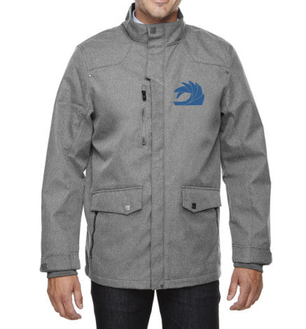 Gray 2016 Winter Jacket