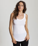 White Double Strap Cami