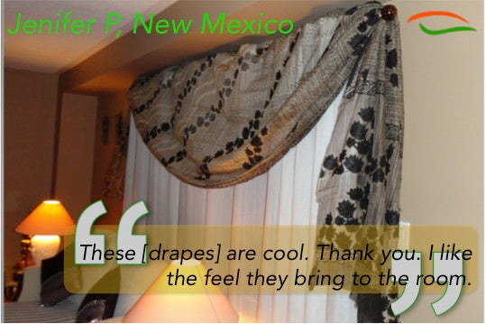 ethnic decor drapes artikrti customer review
