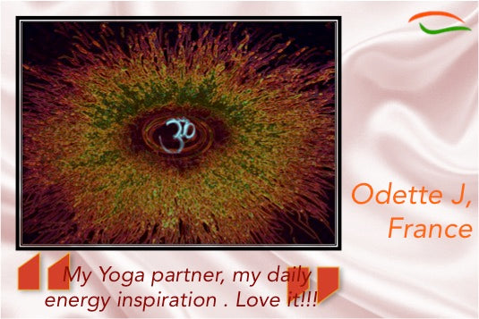 aum om painting yoga artikrti customer review