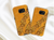 samsung galaxy s6 phone case yellow gold artikrti1