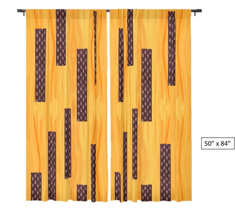 Drapery Curtains And Drapes French Window Curtains Indian Design Artikrti