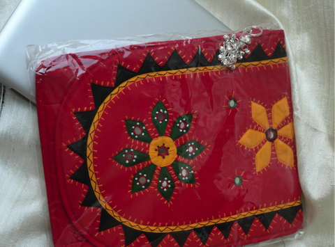 red black macbook laptop womens-bag-indian
