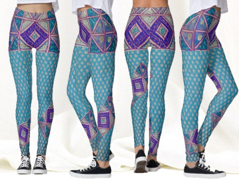 Yoga tights leggings pants Anika or Grace artikrti7