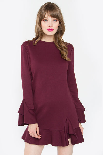 Demi Sweatshirt Dress