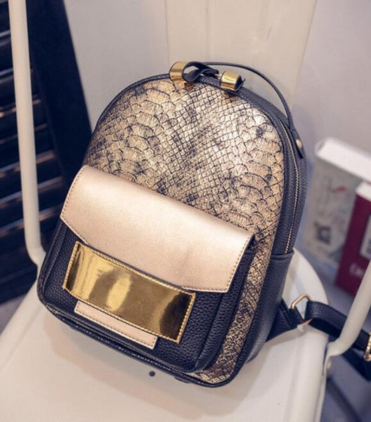 Touch of Gold Backpack