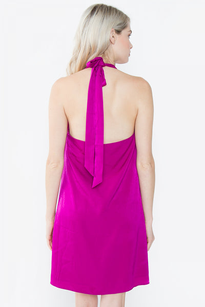 Cherie Amour Halter Dress