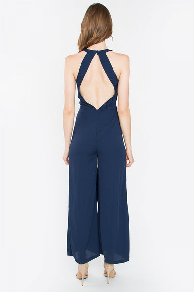 In Too Deep Jumpsuit