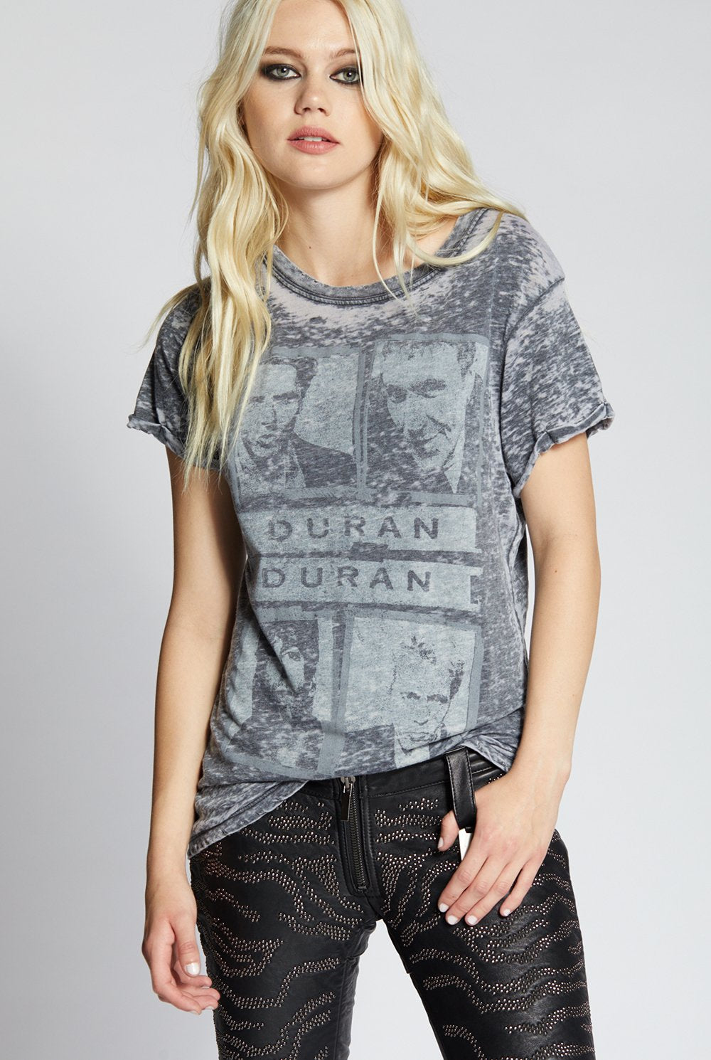 DURAN DURAN GRAPHIC BAND TEE