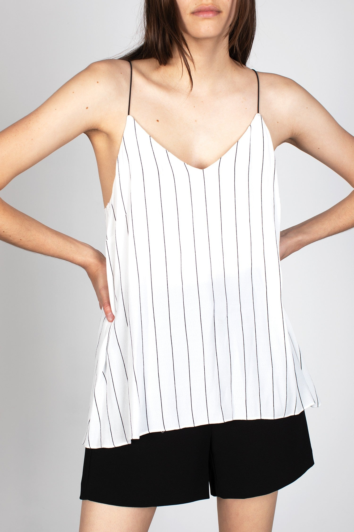 BRIGHTLY STRIPE CAMI