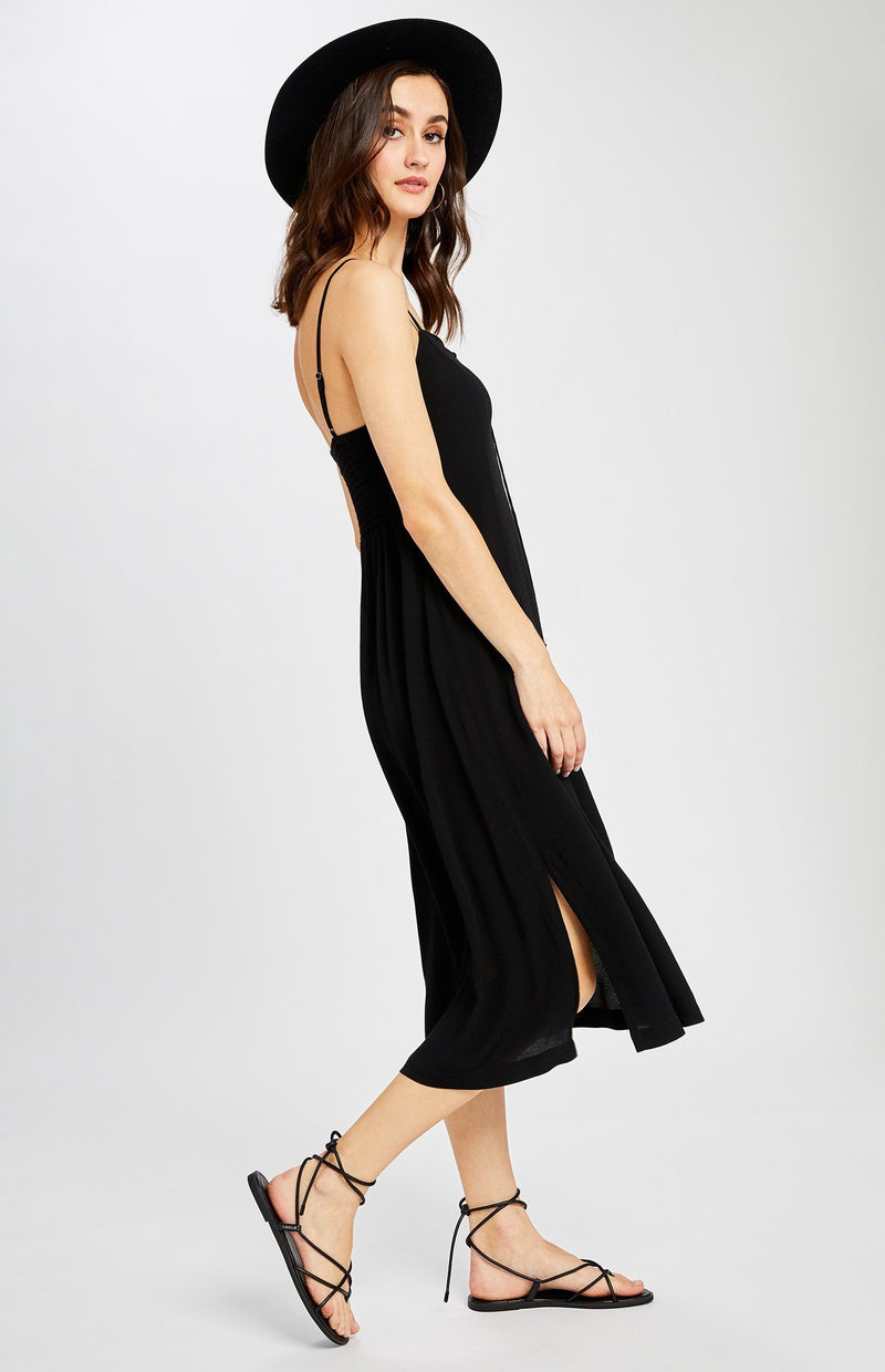 CLYDE MIDI DRESS