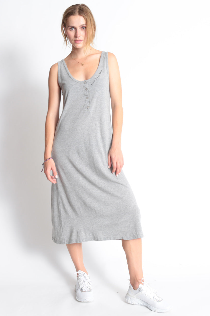 LOVE LIVES HERE ESME TANK DRESS