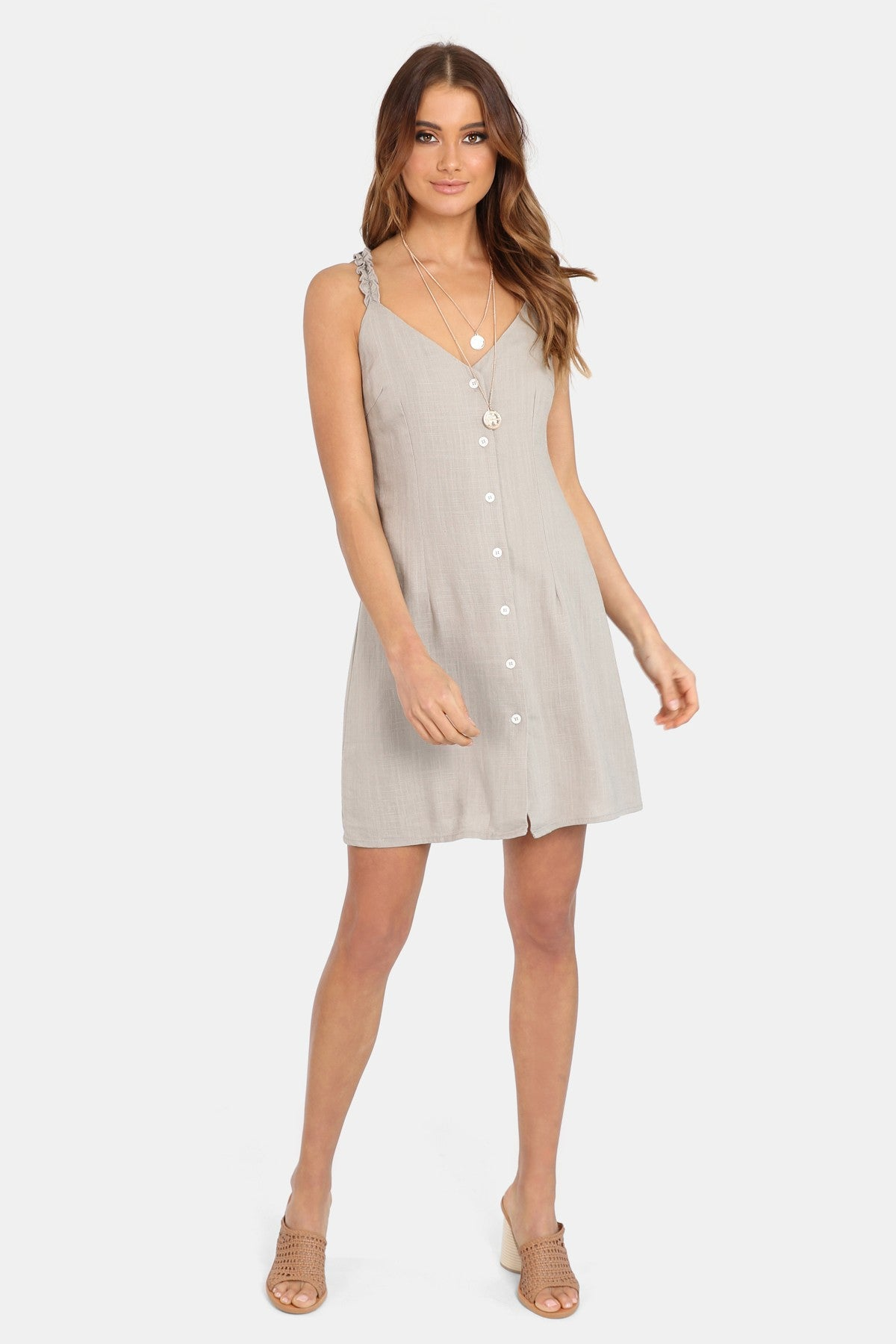 SAHARA MINI DRESS