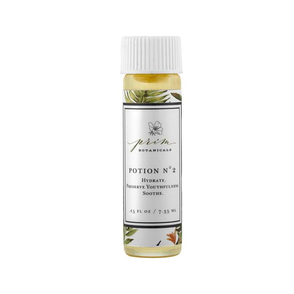 POTION N°2 SKIN HYDRATING AND HEALING OIL
