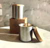 10 oz Stainless Steel Candle