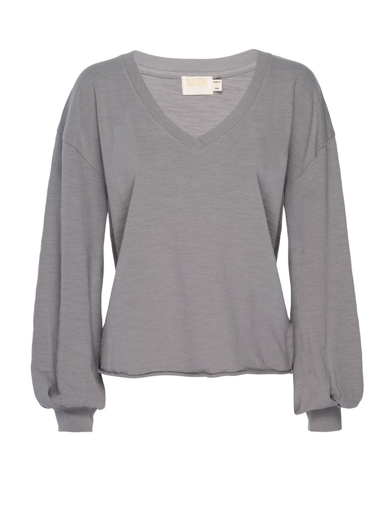 WILLA LONG SLEEVE TEE