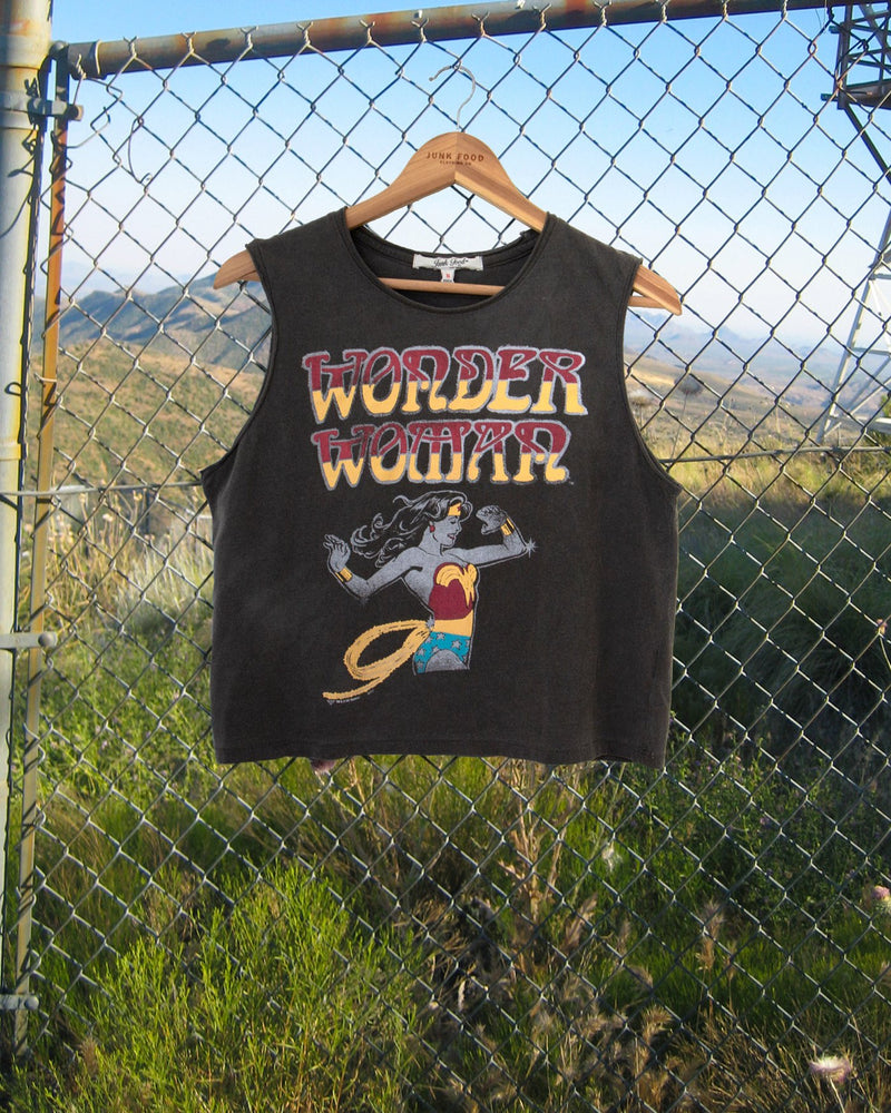 WONDER WOMAN NOUVEAU TANK