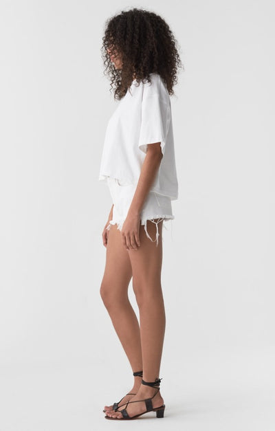 PARKER VINTAGE CUT OFF SHORTS IN GLEAM
