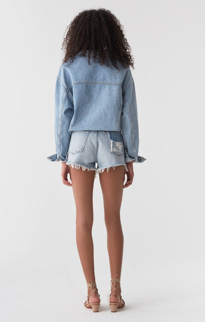 PARKER VINTAGE CUT OFF SHORTS IN BITTER