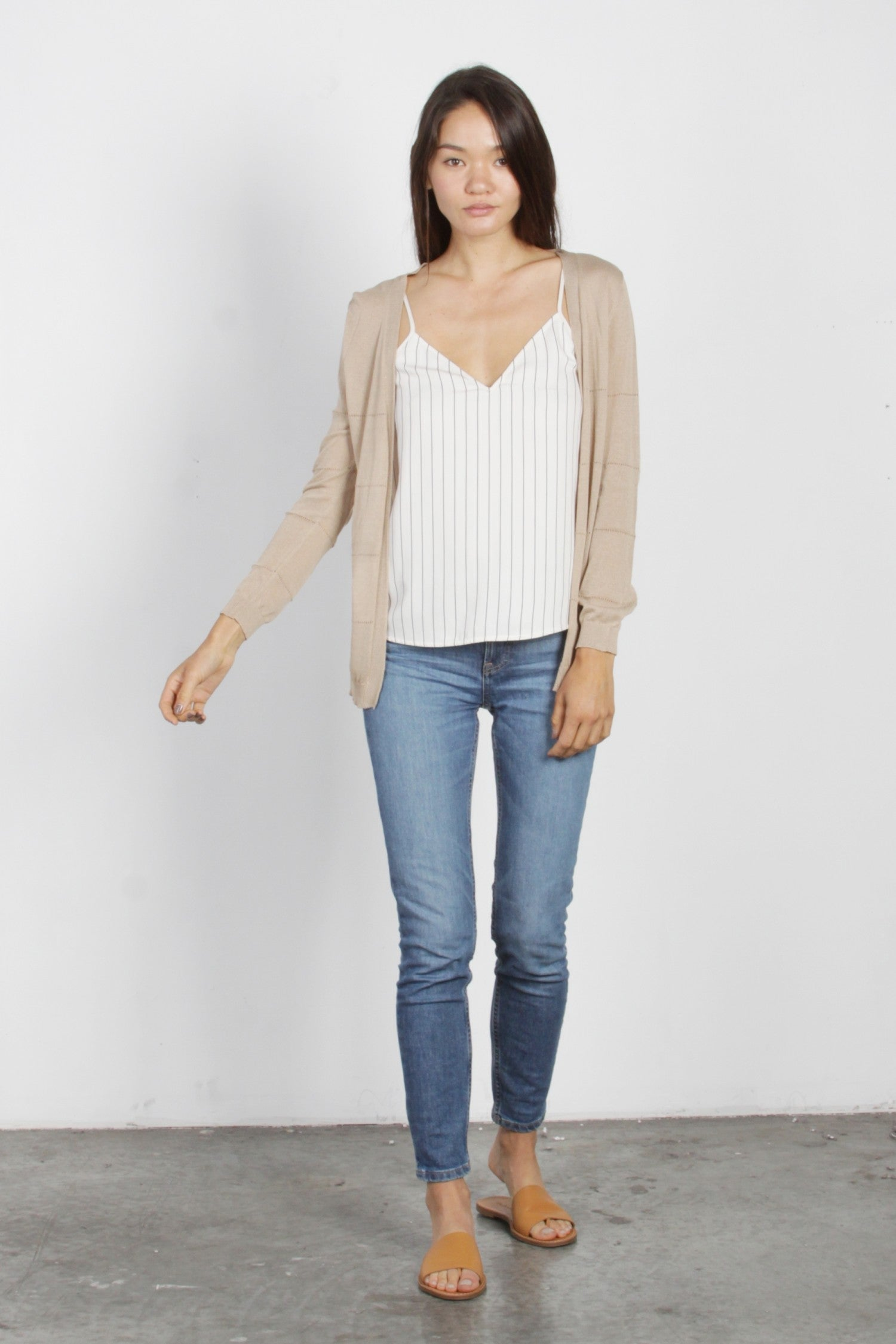 BOBBI SHORT CARDIGAN