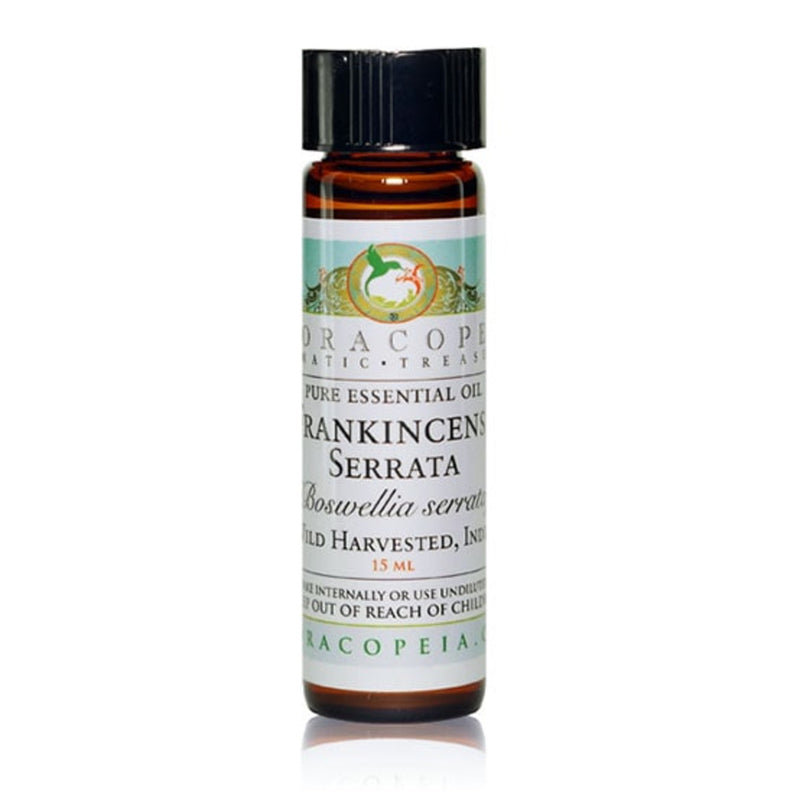 FRANKINCENSE ESSENTIAL OIL, SERRATA