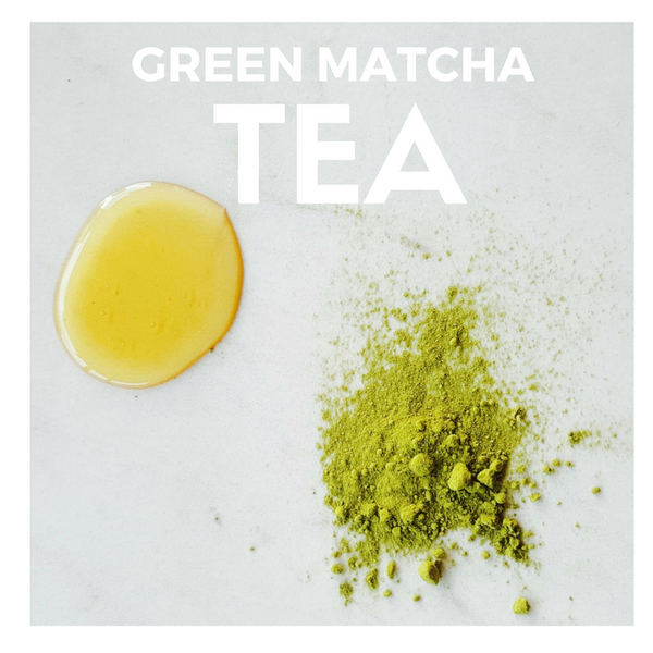 The super antioxidant tea - Green Matcha