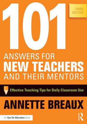 "101 ""Answers"" for New Teachers and Their Mentors , Book - Daybreak Press Global Bookshop, Daybreak Press Global Bookshop"