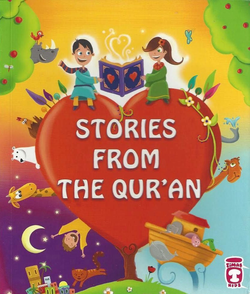Stories from the Quran , Book - Daybreak International Bookstore, Daybreak Press Global Bookshop