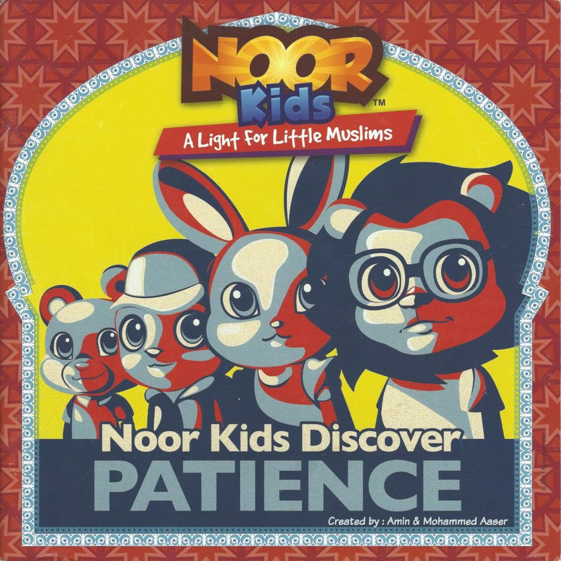 Noor Kids Discover Patience , Book - Daybreak International Bookstore, Daybreak Press Global Bookshop