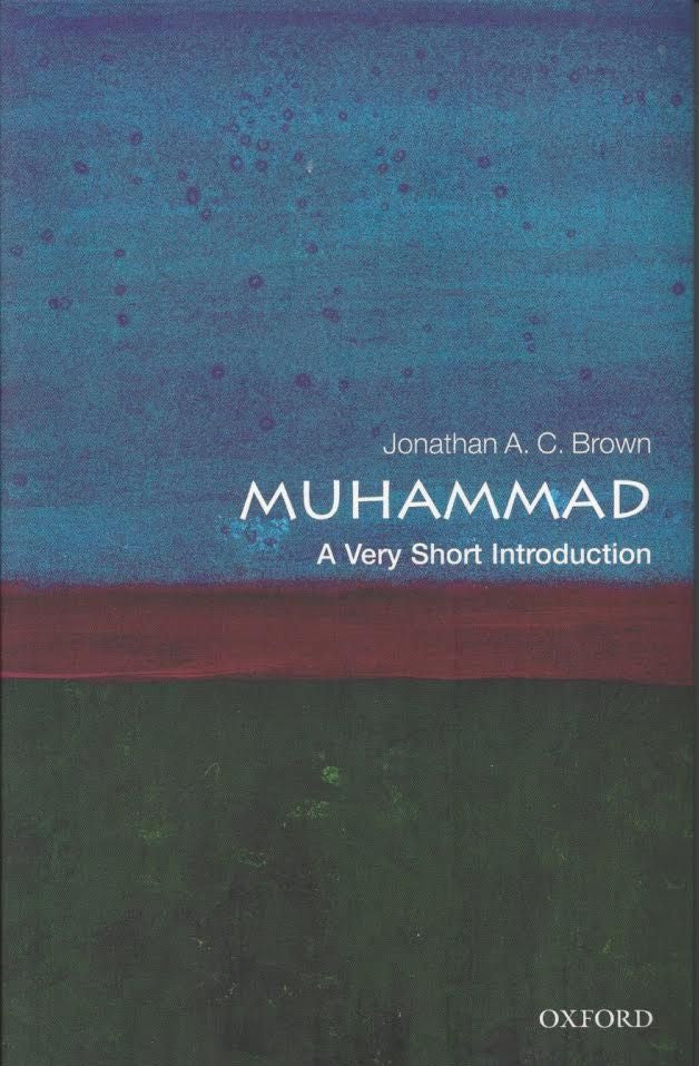 Muhammad: A Very Short Introduction , Book - Daybreak International Bookstore, Daybreak Press Global Bookshop
