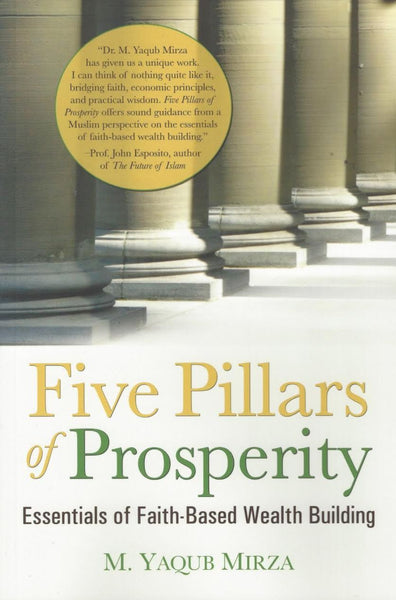 Five Pillars of Prosperity: Essentials of Faith-Based Wealth Building , Book - Daybreak International Bookstore, Daybreak Press Global Bookshop