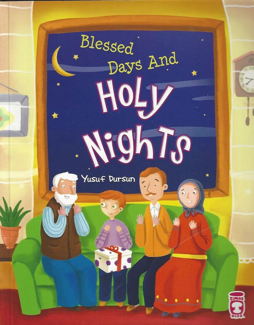 Blessed Days and Holy Nights , Book - Daybreak International Bookstore, Daybreak Press Global Bookshop
