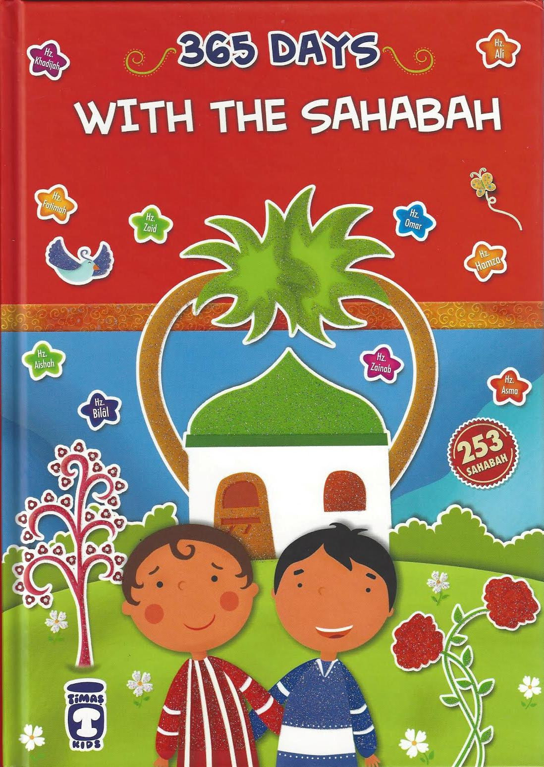 365 Days with the Sahaba , Book - Daybreak International Bookstore, Daybreak Press Global Bookshop