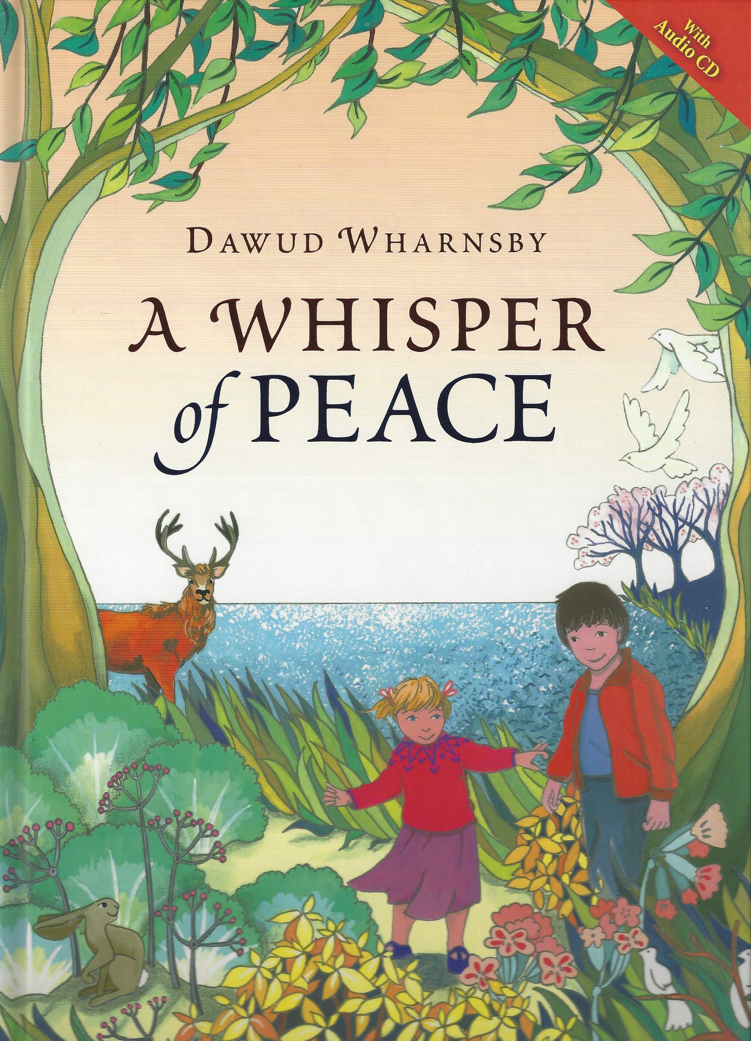A Whisper of Peace , Book - Daybreak Press Global Bookshop, Daybreak Press Global Bookshop