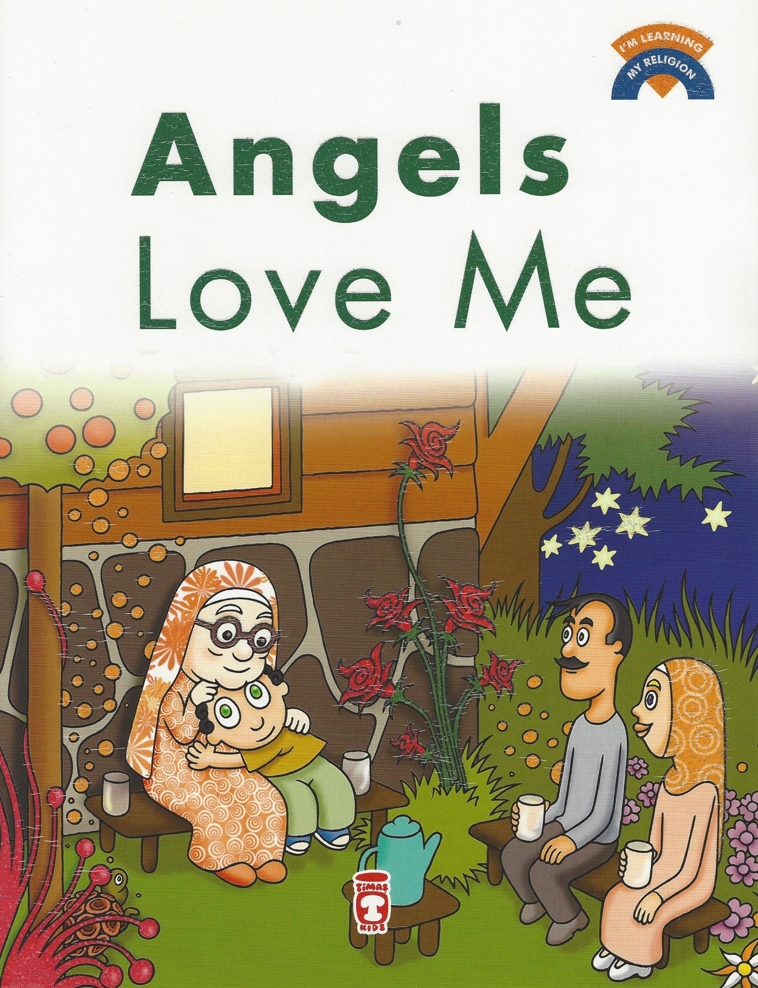 I'm Learning My Religion (10 volume set) Angels Love Me, Book - Daybreak International Bookstore, Daybreak Press Global Bookshop  - 2