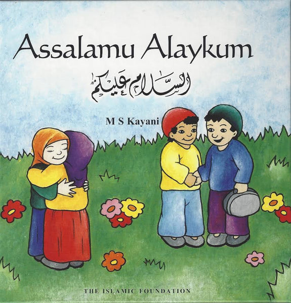 Assalamu Alaykum , Book - Daybreak International Bookstore, Daybreak Press Global Bookshop