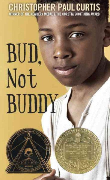 Bud, Not Buddy , Book - Daybreak Press Global Bookshop, Daybreak Press Global Bookshop