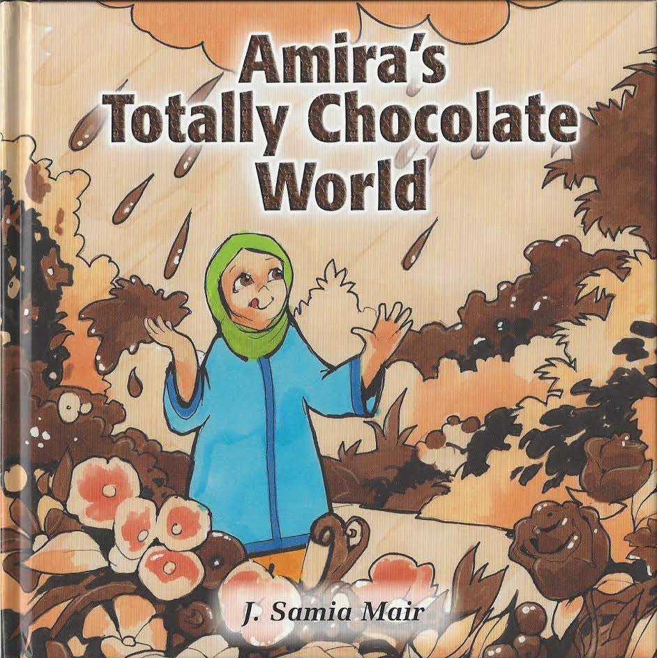 Amira's Totally Chocolate World , Book - Daybreak International Bookstore, Daybreak Press Global Bookshop