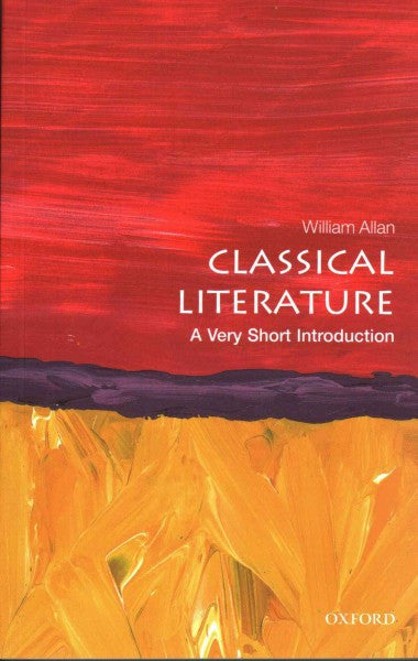 Classical Literature: A Short Introduction , Book - Daybreak Press Global Bookshop, Daybreak Press Global Bookshop