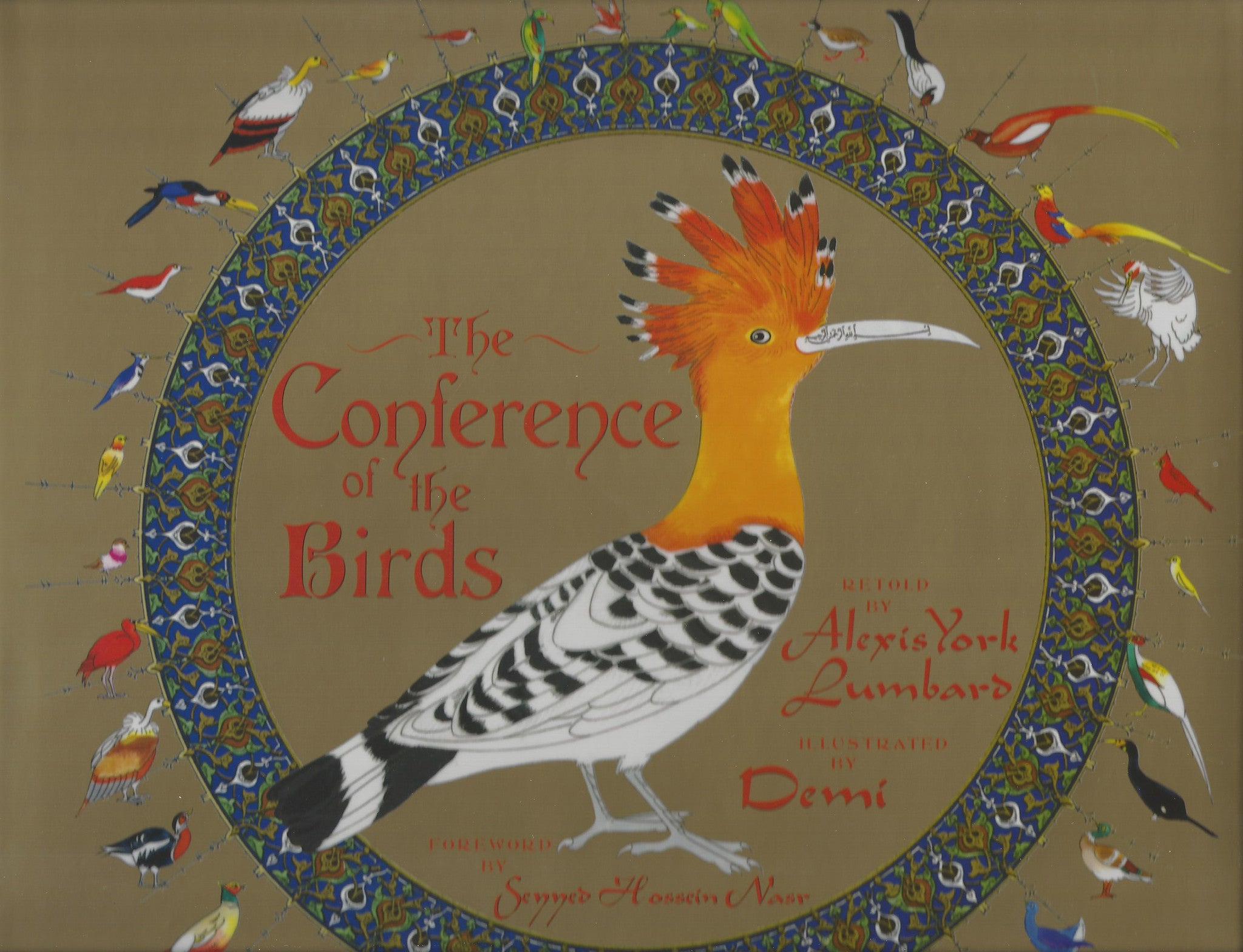 The Conference of the Birds (Children) , Book - Daybreak International Bookstore, Daybreak Press Global Bookshop