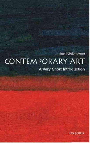 Contemporary Art: A Very Short Introduction , Book - Daybreak Press Global Bookshop, Daybreak Press Global Bookshop