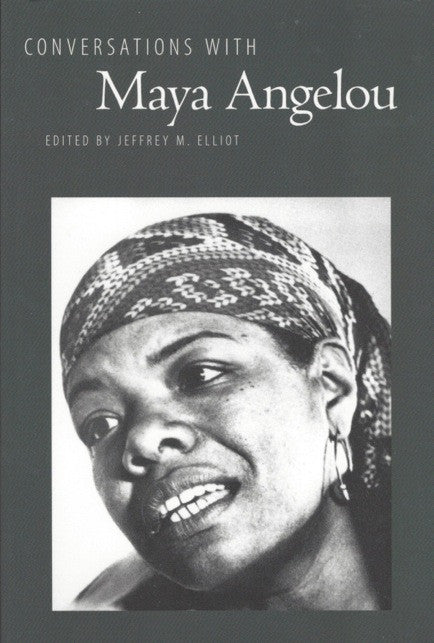 Conversations with Maya Angelou , Book - Daybreak International Bookstore, Daybreak Press Global Bookshop