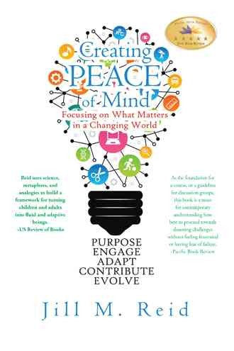 Creating Peace of Mind: Focusing on What Matters in a Changing World , General Adult - Daybreak Press Global Bookshop, Daybreak Press Global Bookshop