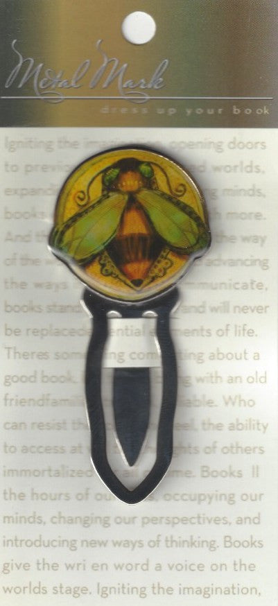 Bookmark Clips Locust, Merchandise - Daybreak International Bookstore, Daybreak Press Global Bookshop  - 2