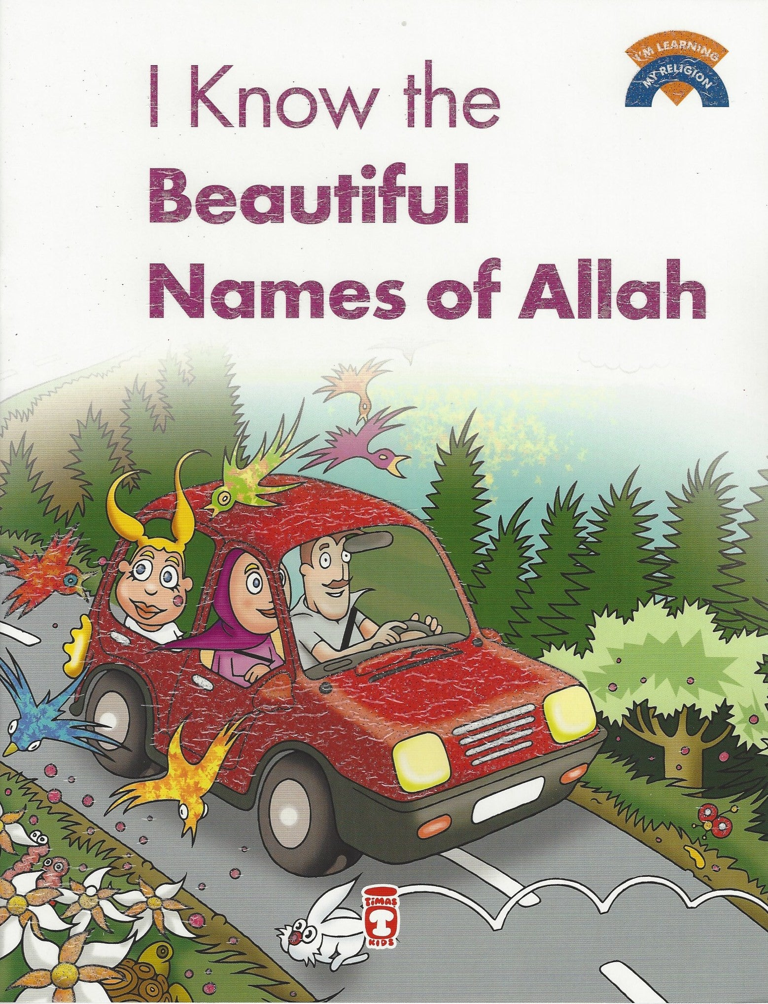 I'm Learning My Religion (10 volume set) I Know the Beautiful Names of Allah, Book - Daybreak International Bookstore, Daybreak Press Global Bookshop  - 7