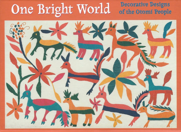One Bright World: Decorative Designs of the Otomi People , Cards - Daybreak Press Global Bookshop, Daybreak Press Global Bookshop  - 1