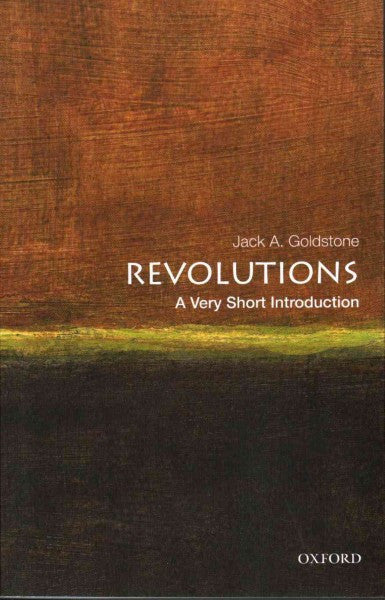 Revolutions: A Very Short Introduction , Book - Daybreak Press Global Bookshop, Daybreak Press Global Bookshop