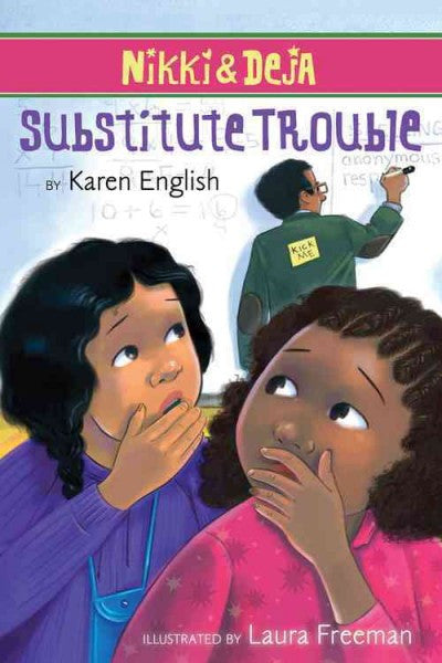 Substitute Trouble , Book - Daybreak Press Global Bookshop, Daybreak Press Global Bookshop